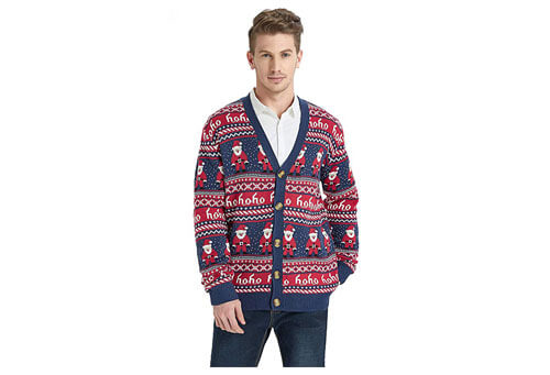 Top 10 Best Christmas Sweaters for Men in 2019