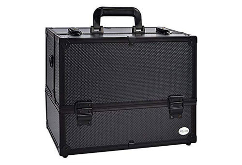 Top 10 Best Makeup Train Cases in 2019 Reviews