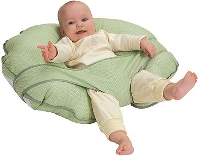 Leachco Cuddle-U Basic Nursing Pillow