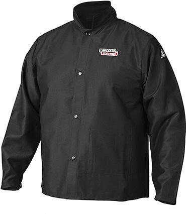 Lincoln Electric Premium Flame Resistant Cotton Welding Jacket