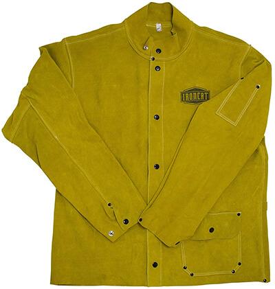 West Chester IRONCAT 7005 Heat Resistant Welding Jacket