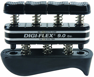 Digi-Flex Black Hand & Finger Exercise System