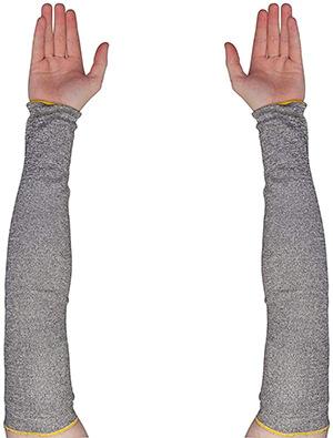KTAG1T18T TenActivTM Grey Stay-Cool Cut-Resistant Sleeve