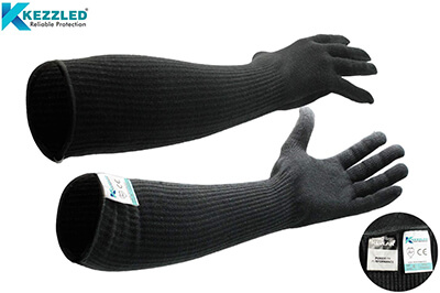 KEZZLED Kevlar Cut Proof Gloves