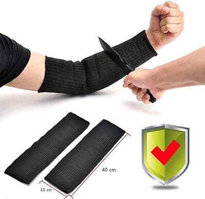 iSbaby Arm Protectors Cut Heat Resistant Sleeve