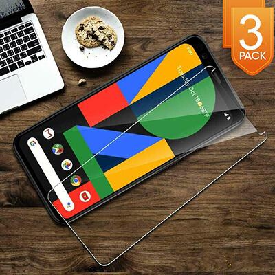 LEADSTAR Scratchproof Google Pixel 4 Screen Protector