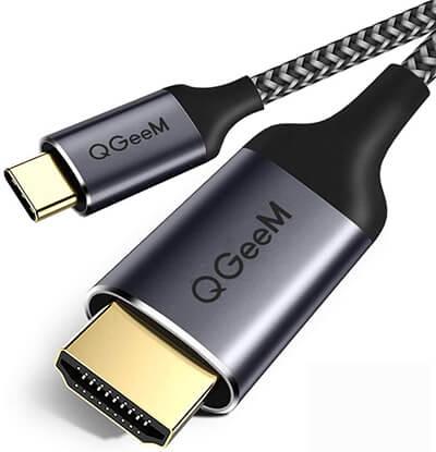 QGeeM USB C to HDMI Adapter