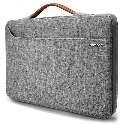 Tomtoc 360 Protective Laptop Sleeve for 16-inch New MacBook Pro 2019