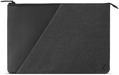 "Native Union Stow 15""-16"" Laptop Sleeve Compatible with 15"" MacBook / 16"" MacBook Pro (Slate)"