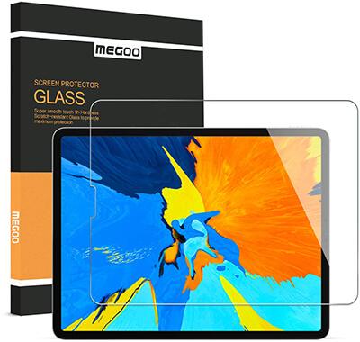 MEGOO Ultra-Thin iPad Pro 11 Glass Screen Protector