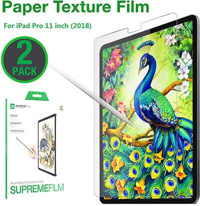 AMAZINGthing Paperlike iPad Pro 11 Screen Protector