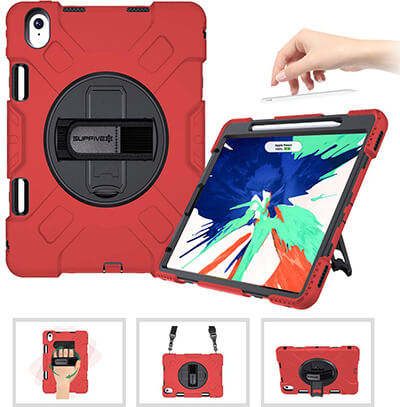 SUPFIVES Heavy-Duty Durable iPad Pro 11 Case