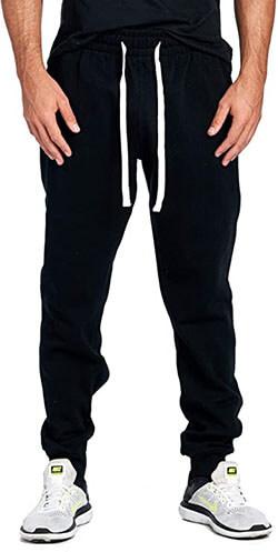 PROGO USA Men's Casual Jogger Sweatpants