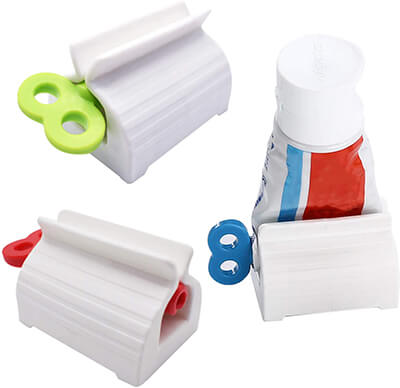 AnFun Rolling Tube Toothpaste Squeezer