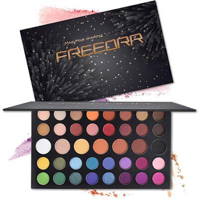 Freeorr 39 Pop Colors Eyeshadow Palette
