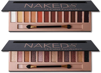 BoxDr 12 Colors Naked Eyeshadow Makeup Palette