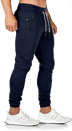 OSYS THX Men's Running Pants for Athletic Joggers Workout Sweatpants