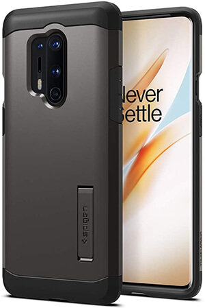 Spigen Tough Armor Designed for OnePlus 8 Pro Case