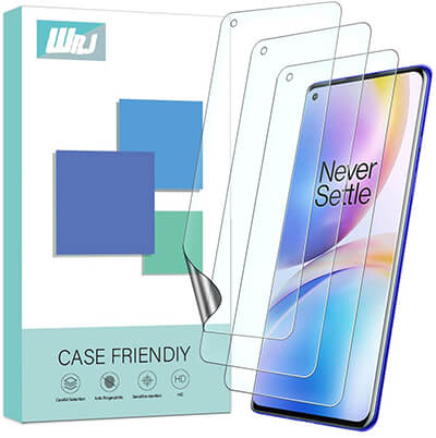 WRJ for OnePlus 8 Pro Screen Protector
