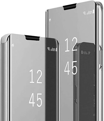 62Jeack Compatible with OnePlus 8 Pro Case, Luxury Translucent View