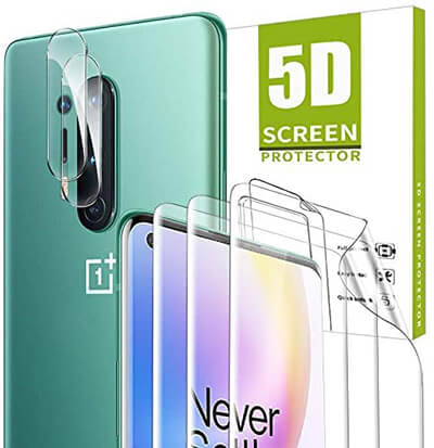 GESMA for OnePlus 8 Pro Screen Protector