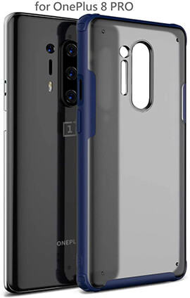 OnePlus 8 Pro Case Ultra-Thin Soft TPU