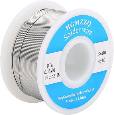 HGMZZQ 60/40 Tin Lead Solder Wire