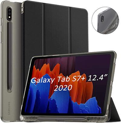 Supveco Galaxy Tab S7 Plus 12.4 case
