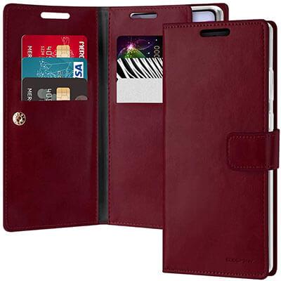 GOOSPERY Mansoor Wallet for Samsung Galaxy Note 20