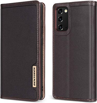 BENTOBEN Samsung Galaxy Note 20 Wallet Case