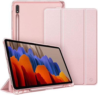 Fintie SlimShell Samsung Galaxy Tab S7 Case