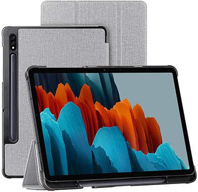 Redluckstar Samsung Galaxy Tab S7 2020 Case