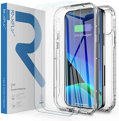 RAXFLY iPhone 12 Pro Max Case