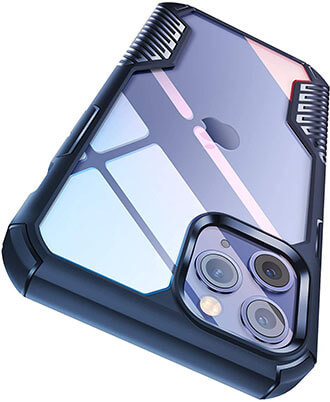 MOBOSI Vanguard Armor iPhone 12 Pro Max Protection Cover 6.7 inch 2020